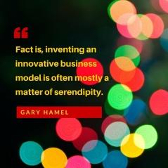 Business Model Serendipity