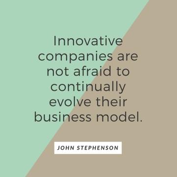 Innovative Business Models Evolve
