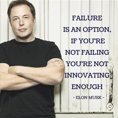 You're not innovating enough